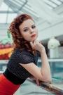 Елена Захаркина, мастер ногтевого сервиса