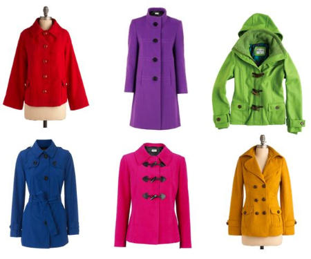 Colored-Coats
