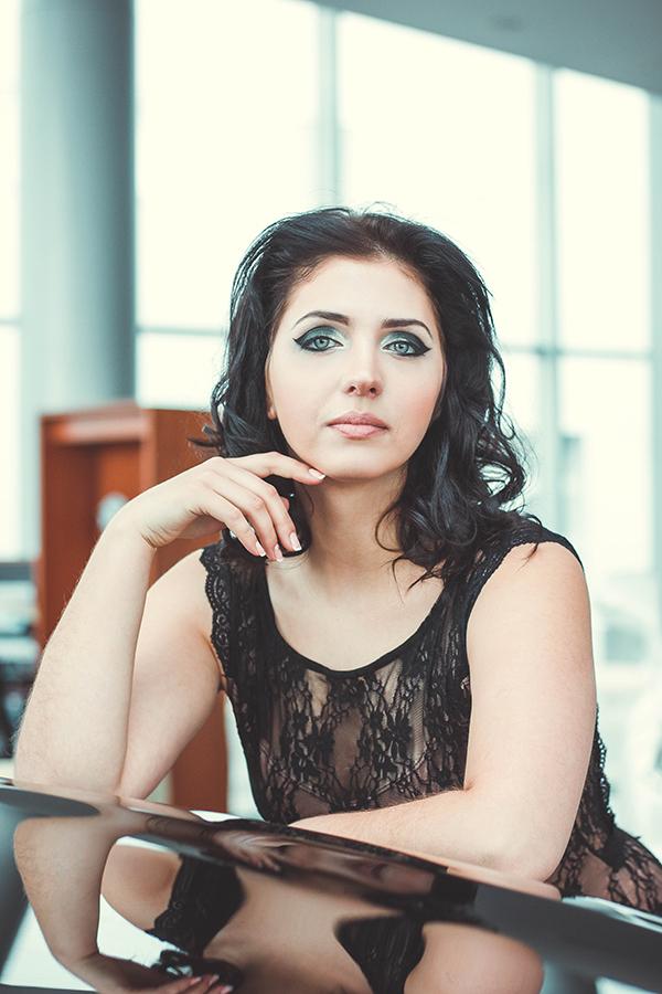 Вы просматриваете изображения у материала: Фотосет: АвтоЛеди, фотограф Евгения Захарцева