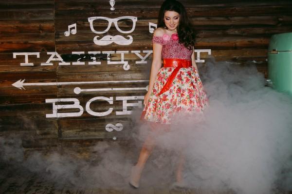 Вы просматриваете изображения у материала: Фотосет: Стиляги, фотограф - Евгения Савкина