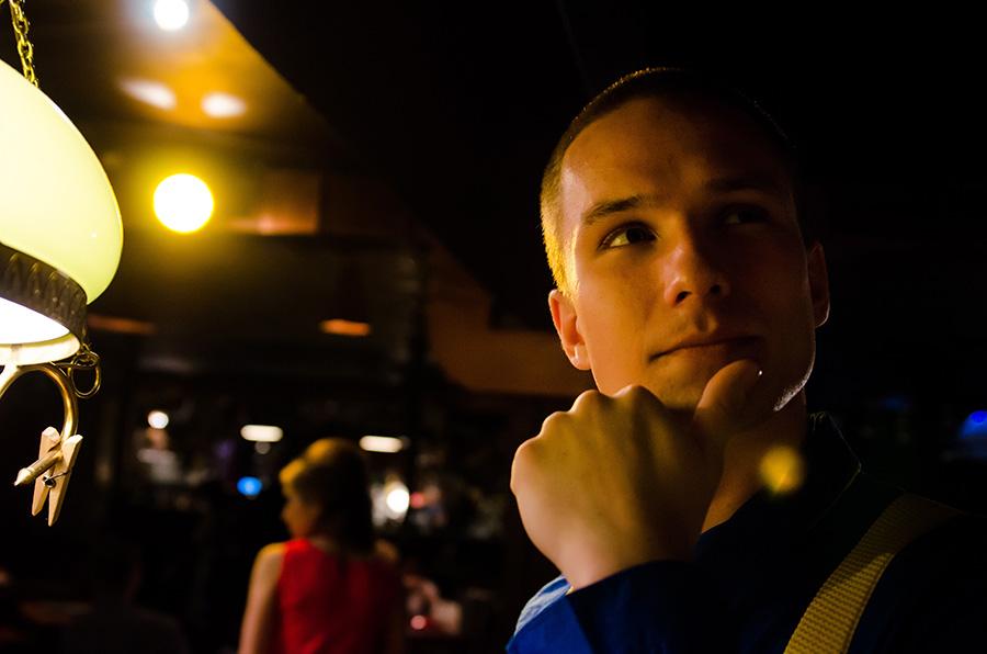 Вы просматриваете изображения у материала: Фотосет: Стиляги, фотограф - Максим Михайлов