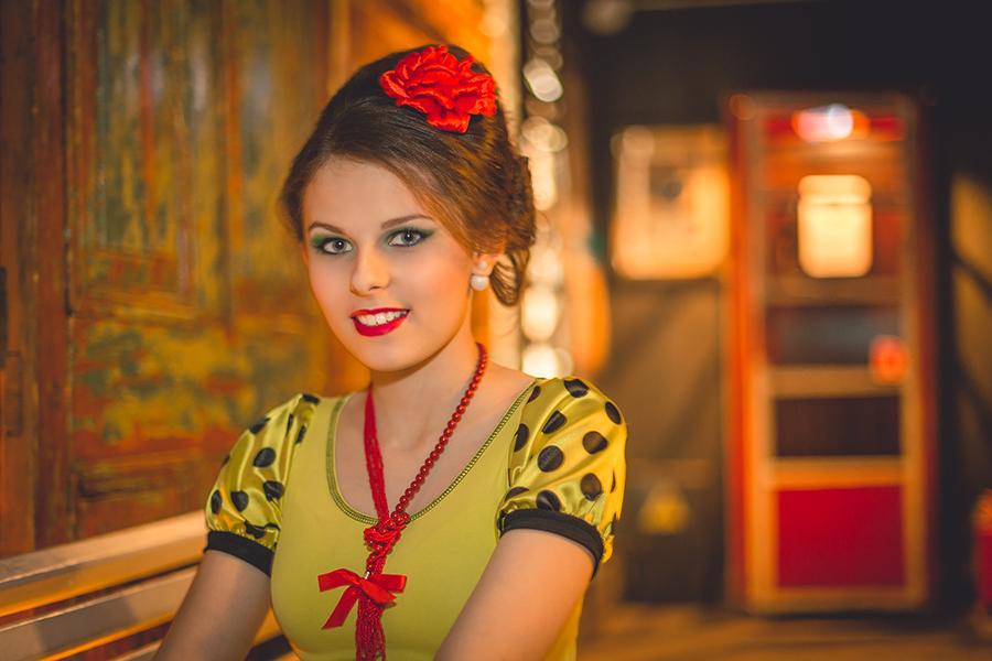 Вы просматриваете изображения у материала: Фотосет: Стиляги, фотограф - Сергей Родин